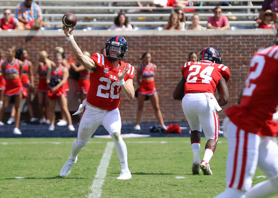 Ole Miss quarterback Shea Patterson obtains permission to transfer after NCAA ruling