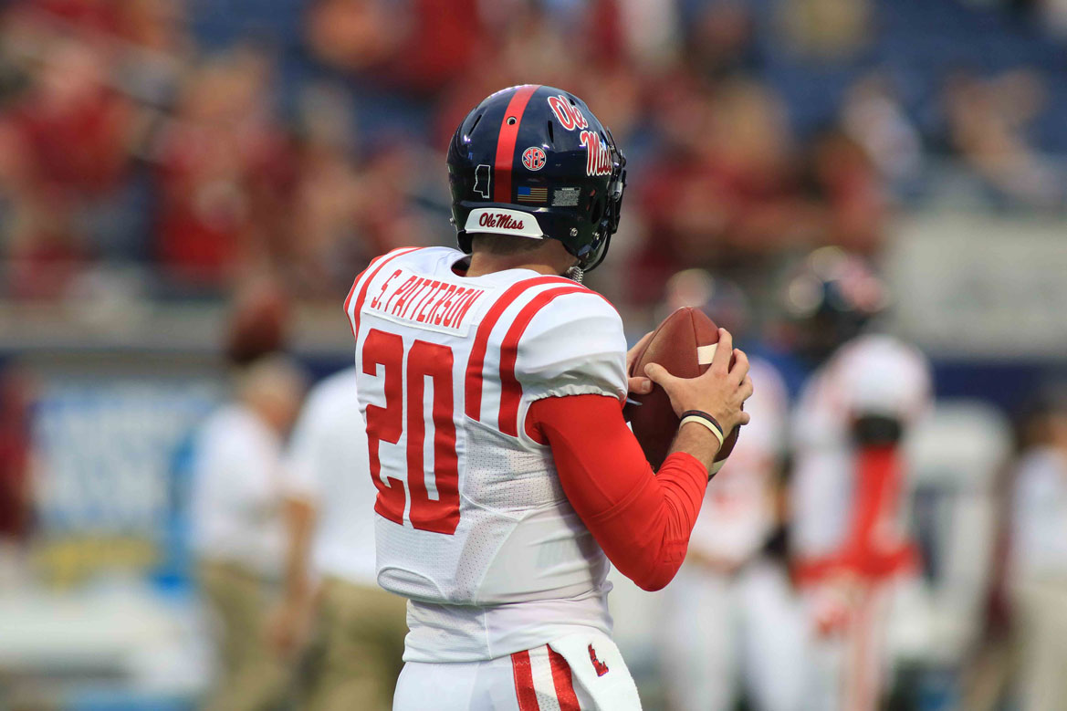 In his play, humility and adaptability, Shea Patterson breaks the mold